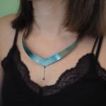 """""""Titanium"""" Handmade Necklace"""