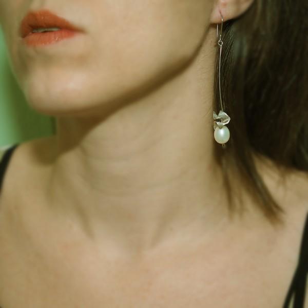 """""""Pearls"""" Earrings"""