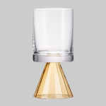 Red wine glass Sacred Collection by Karim Rashid