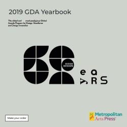 Good Design Yearbook 2018-2019