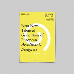 New Talented Generation of European Architects and Designers 2