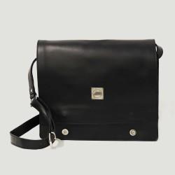 Good Design® Black Professional Bag with Metal Signature Branding